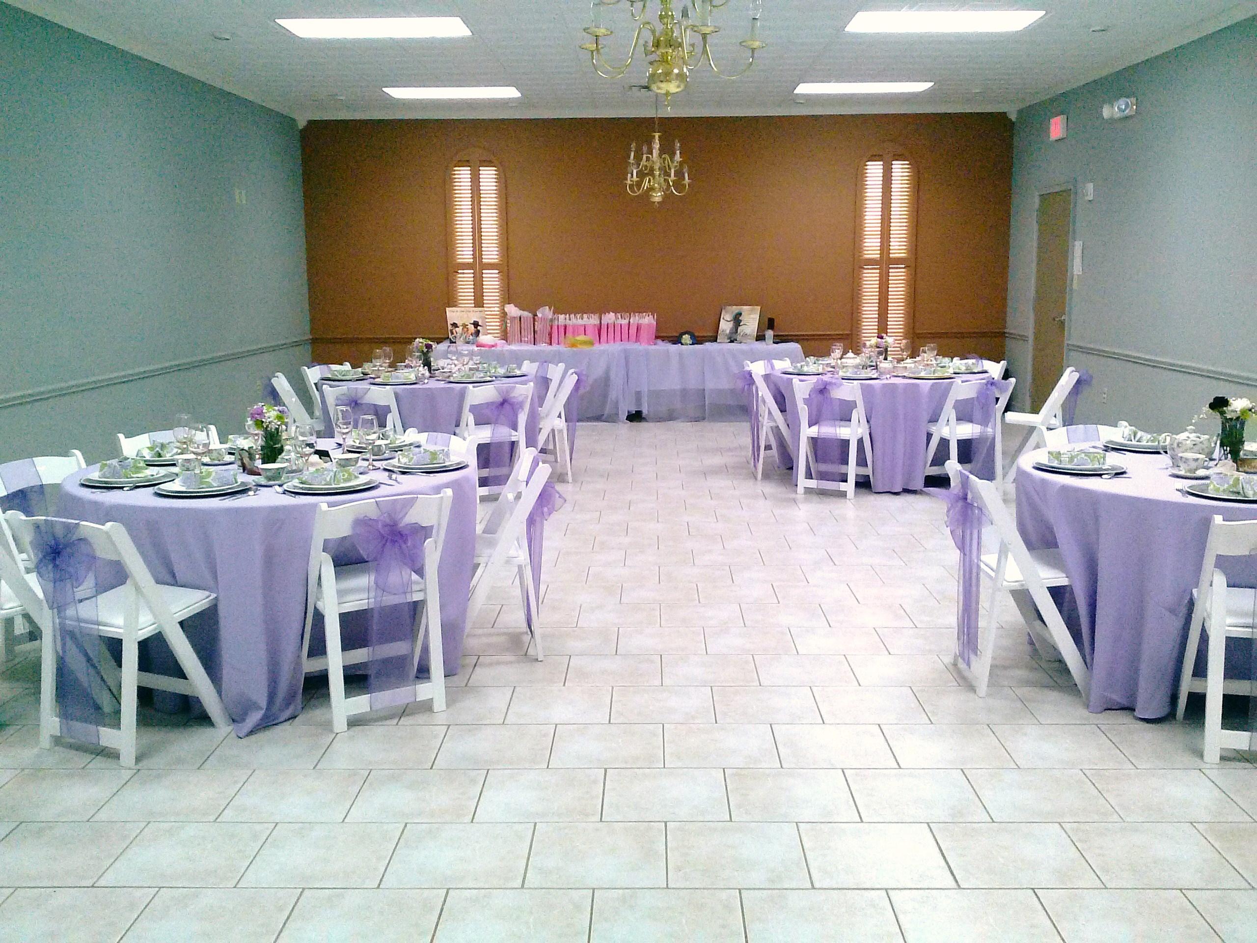 Small Banquet Hall   Killeen Arts & Activities Center